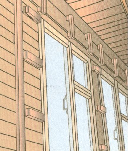 Обрешетка окна под сайдинг своими руками 75